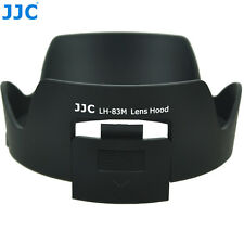 JJC LH-83M Lens Hood for Canon EF 24-105mm f/3.5-5.6 IS STM replace EW-83M