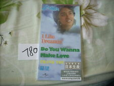 "a941981 Leslie Cheung 張國榮 Made in Japan 3"" CD EP I Like Dreaming + Do You Wanna Make Love 4-track Limited Editon No. 780"