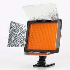 US Yongnuo YN-300 LED Video Light Lamp for Canon Nikon Sony Camera DV Camcorder