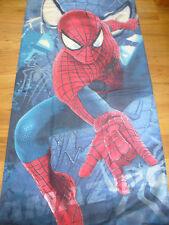 New Spiderman Beach Bath Towel Plush 28 x 58 Cute!!