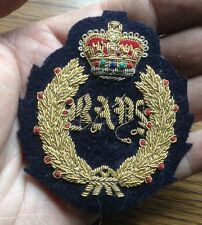A lovely English made 2nd Dragoon Guards (Queen's Bays) Blazer Badge