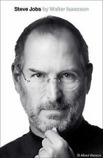 Steve Jobs by Walter Isaacson (2011, Hardcover)