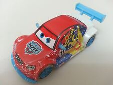 Mattel Disney Pixar Cars Ice Cup Racer Vitaly Petrov Diecastl Toy Car 1:55 New *