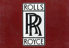 "MICHAEL FROSTICK - ""THE COMPLETE BOOK OF ROLLS-ROYCE"" (PACKED WITH PHOTOS)(1980)"