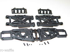 KYO33001B KYOSHO INFERNO MP9 TKI4 1/8 BUGGY FRONT AND REAR A-ARMS