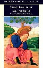 Oxford World's Classics: Confessions by Saint Augustine (1998, UK-Paperback,...
