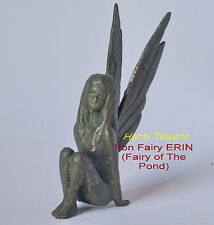 FREEPOST The Iron Fairies ERIN Fairy of The Pond (TINNED)+2x FREE Finger Puppets