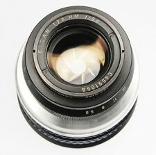 Leitz Elcan 128mm f5.6 Hasselblad F mount  #1030162