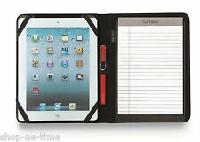 Gemline Embassy Simulated Leather E-Writing Pad / iPad/Tablet Case - New
