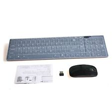 Hot 2,4 G USB Drahtlos -Tastatur & Maus Tastenfeld Hülle Kit Set für PC Laptop