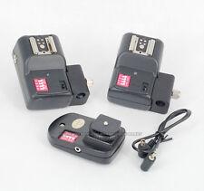 PT-16 NE 16 Channels Wireless/Radio Flash Trigger Umbrella Holder w/ 2 Receivers