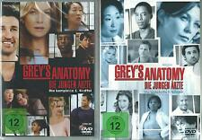 Grey's ( Greys ) Anatomy - Season/ Staffel Eins & Zwei - Neu & OVP 1 + 2