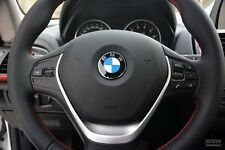 45MM BMW Crystal Car Steering Wheel Center Sticker Badge Emblem Styling