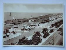VIAREGGIO Viale Marconi vecchia cartolina