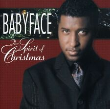 Spirit Of Christmas - Babyface (2001, CD NEUF)