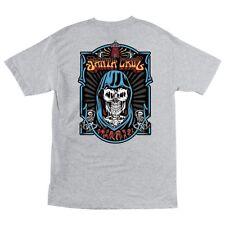 Santa Cruz TRIPPIN Skateboard Shirt PREMIUM HEATHER XXL
