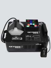 Chauvet Geyser RGB Jnr Vertical Smoke CO2 Effect Fog Machine inc Wireless Remote