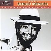 Sergio Mendes - Legends The Universal Masters Collection (2001) CD - NEW
