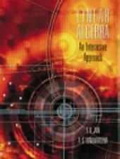 Available Titles CengageNOW: Linear Algebra : An Interactive Approach by...