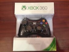 New Official Xbox 360 Black Elite Wireless Controller Free UK 2nd Class P&P