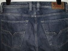 Diesel larkee-relaxed comfort-straight fit jeans wash 008B9 W32 L32 (a2214)