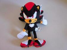 "SEGA SONIC SHADOW THE HEDGEHOG PLUSH TOY 11"" SEGA Nanco"