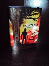 Rootless by Chris Howard Hardcover First Edition 1st/1st