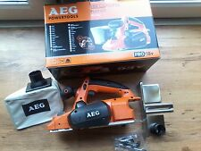 AEG BHO18 18V PLANER,  NEW PRO MODEL WITH DOUBLE SIDE 82MM BLADES