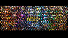 Compte League of Legends lvl 30 - EUW - 25 champs