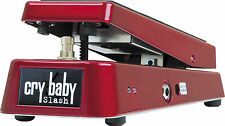 Dunlop Crybaby Slash SW-95 Wah Guitar Effect Pedal SW95 NEW FREE CABLE!!!!
