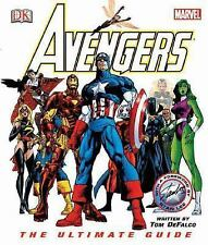 Avengers: The Ultimate Guide by DeFalco, Tom, Good Book