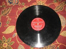 78 RPM-Jazz Singer Frances Wayne With Neal Hefti On Exclusive Records 28x