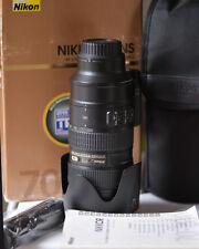 Nikon 70-200mm f/2.8 II AF-S VR ED G Lens