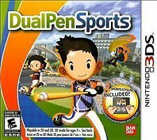 DualPenSports (Nintendo 3DS, 2011) 3DS NEW