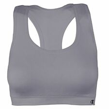 New Womens Small Storm Double Dry Med Support Racerback Sportsbra Champion 649