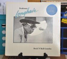 Professor Longhair - Rock'n'roll Gumbo [LP] (Vinyl,Dancing Cat,1985)