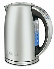 Cuisinart R-CPK-17 PerfecTemp 1.7-Liter Stainless Steel Cordless Electric Kettle