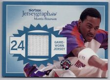 Morris Peterson 2003-04 Skybox Jerseygraphics Game Used Jersey Ser #d 55/350