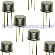 5x 2N3866 NPN Low Noise High Dynamic Range RF Transistor PACK OF 5