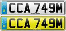 Cherished number plate-cca 749M-cca ducatti 749 cc cheap bike related nombre