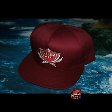 Supreme Sweets Twist-Up 5-Panel Cap BURGUNDY Swisher North Face Atlas Jacket