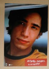 (T443) Aushangfoto Justin Long   - Jeepers Creepers