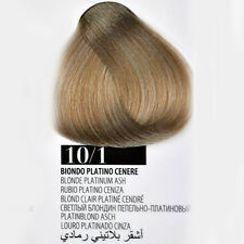 Tintura Capelli 10/1 Biondo Platino Cenere Farmagan Hair Color Tubo 100ml