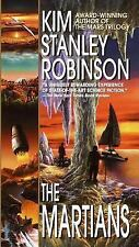 The Martians by Kim Stanley Robinson (2000, Paperback)