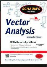 Schaum's Outline of Vector Analysis by Seymour Lipschutz, Murray R. Spiegel...
