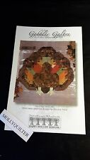 Gobbler Galore Turkey Happy Hollow Designs pattern FAll/Thanksgiving Turkey
