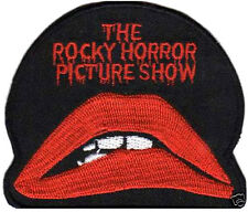 The Rocky Horror Picture Show Punk Rock Embroidered Iron on Patch