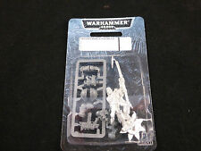 Chaos Space Marine Berzerker with Khorne Icon Metal Blister Pack