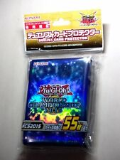 YuGiOh Konami Official Card Sleeves Protector ( WCS World Championship 2015 )