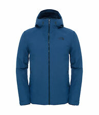 The North Face Men's FUSEFORM APOC INSULATED Hiking Climbing Jacket Shady Blue M
